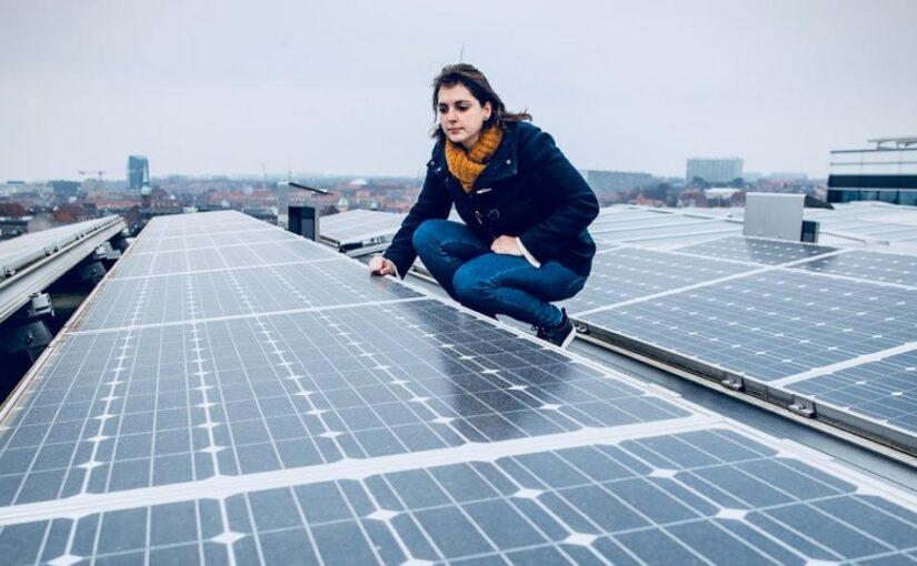 Danska forskare tar fram global solenergimodel