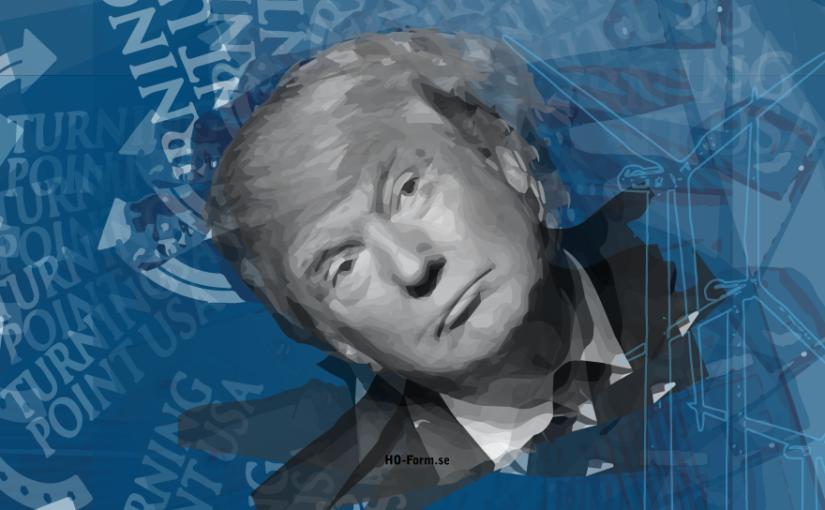 Trump om Vindkraft. Får mycket kritik efter förvirrat tal