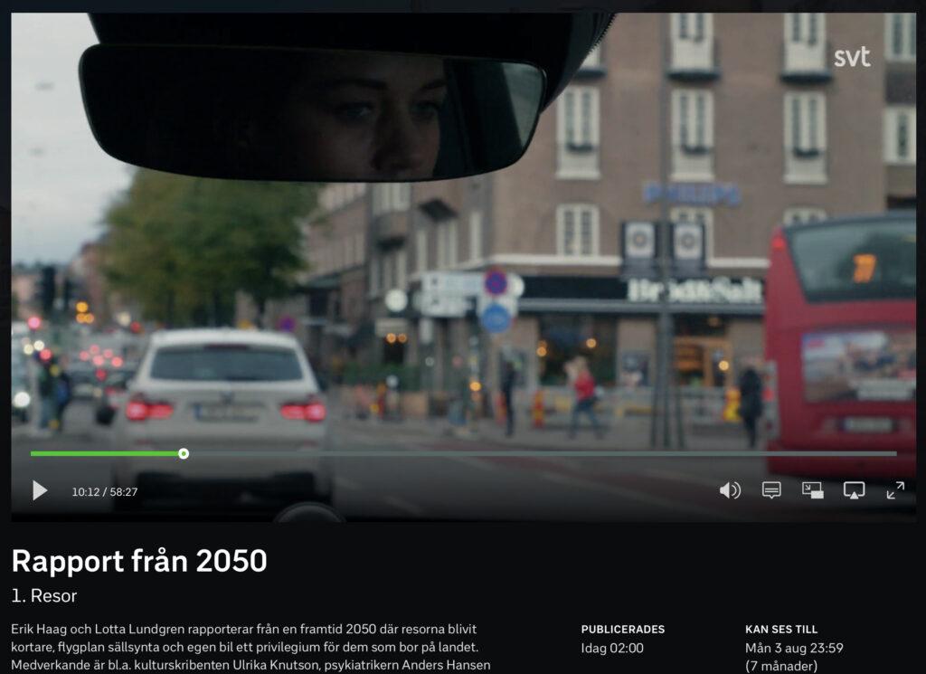 Rapport från 2050