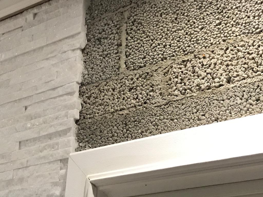 Leca- i väggen